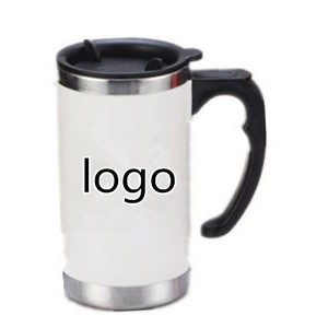18 oz Stainless Steel Stir Mug