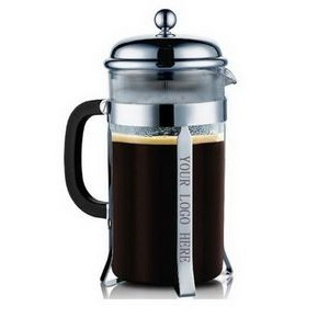 French Coffee Press Mug Cafetiere Kettle Tea Maker Cafe Plun