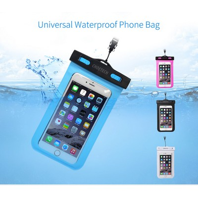 Universal Waterproof Smart Phone Case with sensitive touch